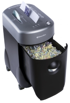 1000XCD 10-Sheet Cross Cut Shredder